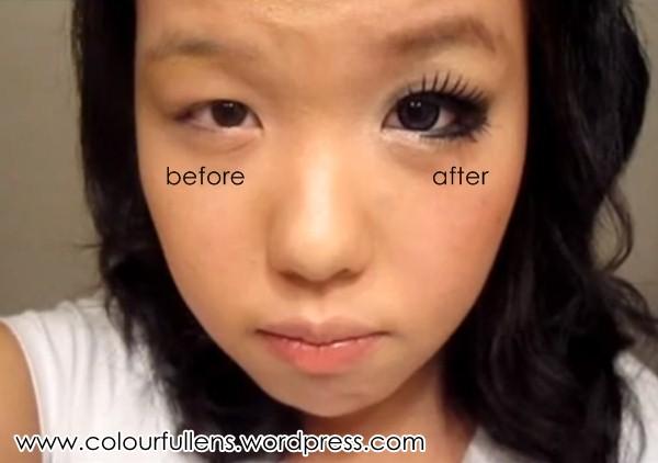 Makeup Mata Barbie - Makeup Vidalondon